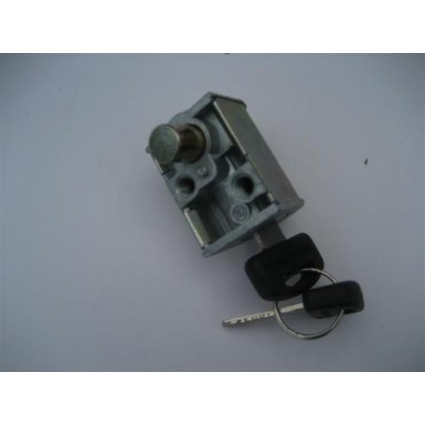 Honda C100 Steering Lock