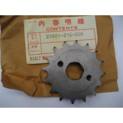 Honda Front Sprocket