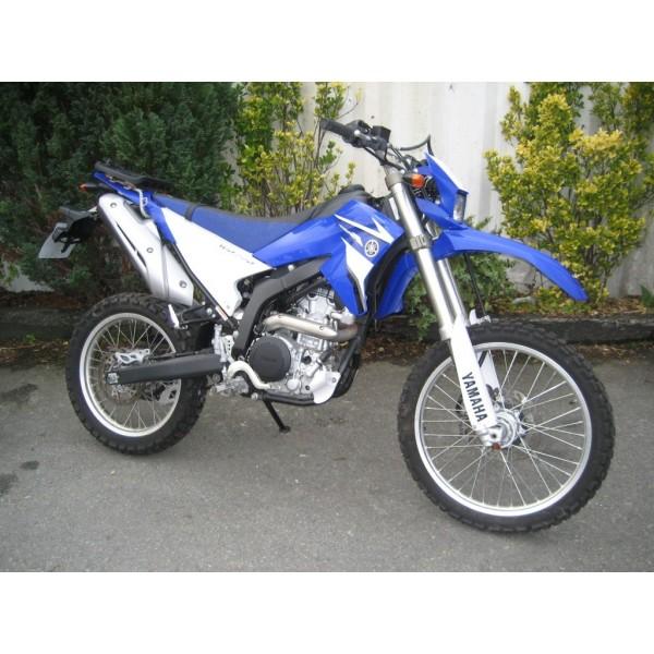 Yamaha WR250R - 2009