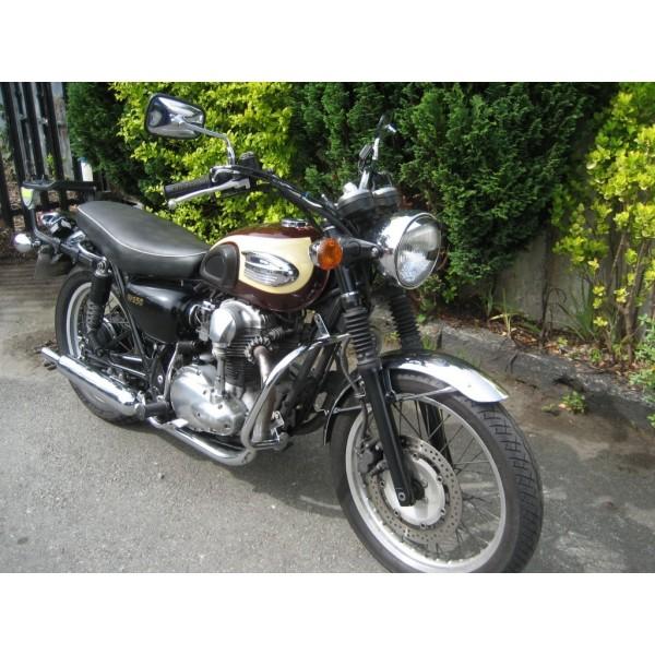 Kawasaki W650 - 2002
