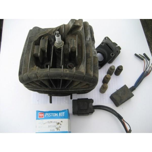 Yamaha DT125 Parts