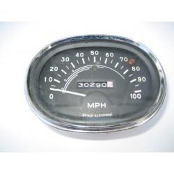 Vintage Honda Clock
