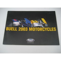 Buell 2003 Motorcycles