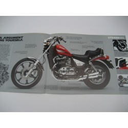 Kawasaki LTD450 Liquid Cooled