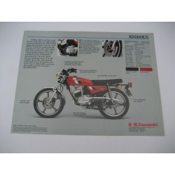 Kawasaki KL100EX