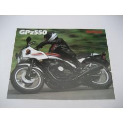 Kawasaki GPZ550