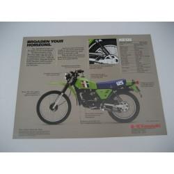 Kawasaki KE125