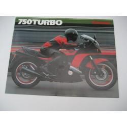 Kawasaki 750 Turbo