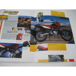Honda 125 Book - 2005