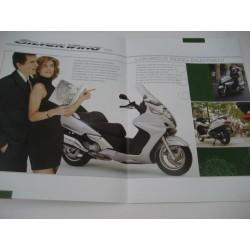 Honda Scooters 2005