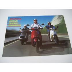 Honda Mopeds - Honda Vision