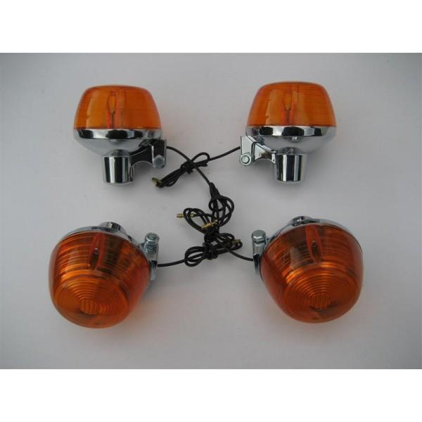 Honda CD175 Indicator Lamp
