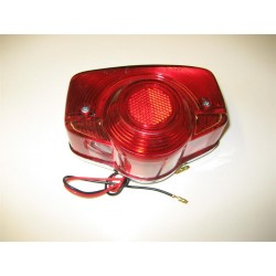 Honda CD175 Back Light Lens