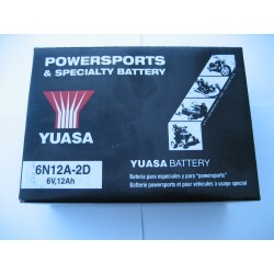 Honda CD175 Battery - 6 volt