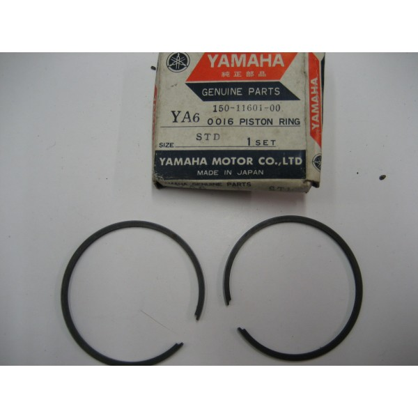 Yamaha YA6 Piston and Ring Set