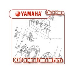 Yamaha - Part No. 102-25304-00 - spokes set