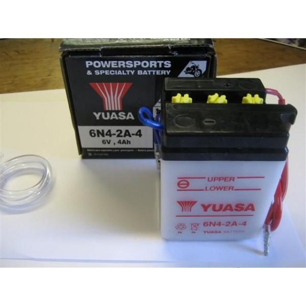Honda 70 6V Battery