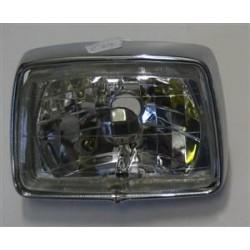 Honda 90 Front Light Glass And Bulb 12v