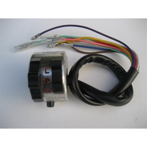 Honda C70 Switch With Park Light 7 wire