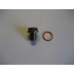 Honda C100 Engine Sump Nut