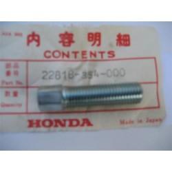 Honda CB400 Clutch Cable Nut