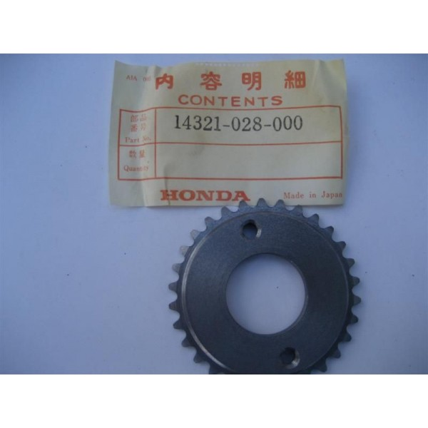 Honda S90Z Cam Sprocket Honda Part
