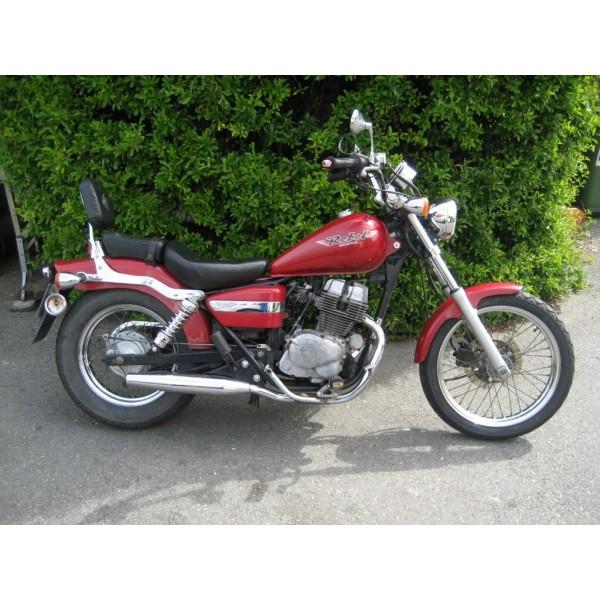 Honda Rebel 250 - 2001