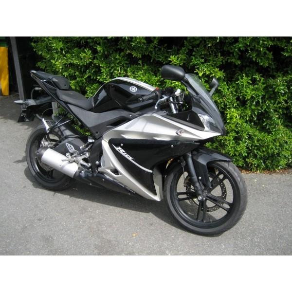 Yamaha YZF125R - 2008