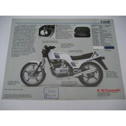 Kawasaki Z400F