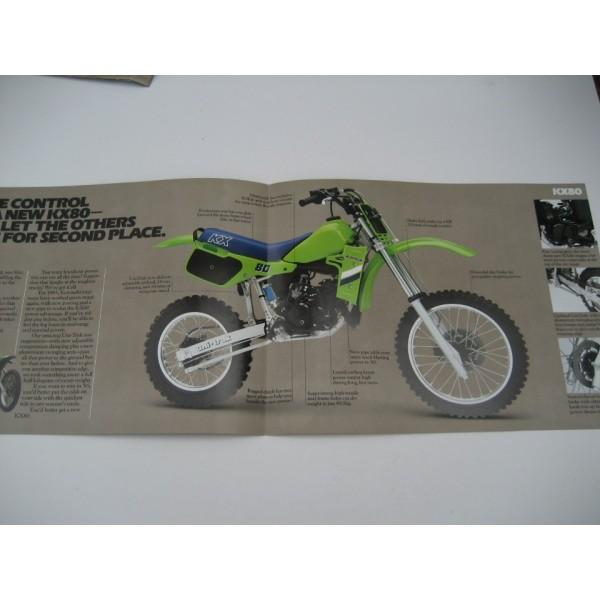 Kawasaki KX80