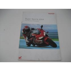 Honda Sports 2004