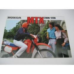 Honda MTX125