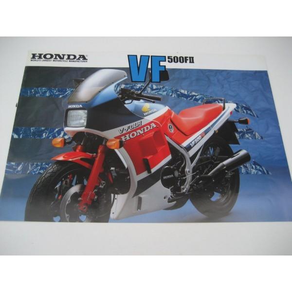 Honda VF500FII