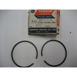 Yamaha YA6 Piston and Ring Set