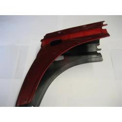 Honda 90 Back Mudguard - Red