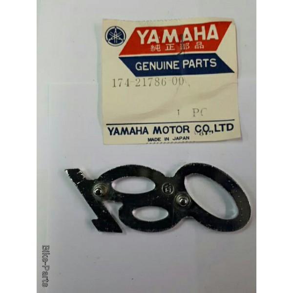 Yamaha  174  21786  00   Emblem