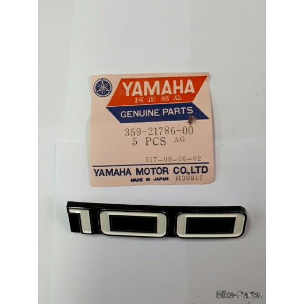 Yamaha  Emblem  359  21786  00  Logo