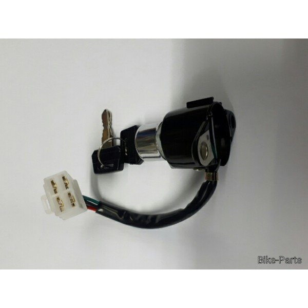 Honda C50 C70 4 Wire Block  Ignition Switch