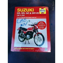 Suzuki GN125 Service Repair Manual