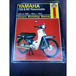 Yamaha T80 Owners Workshop Manual