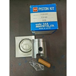 Yamaha YB100 Piston Kit 0.25