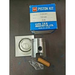 Yamaha YB100 Piston Kit 0.25