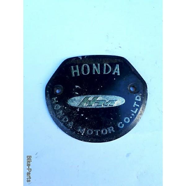 Honda C92 Logo For Handle Bar 1962