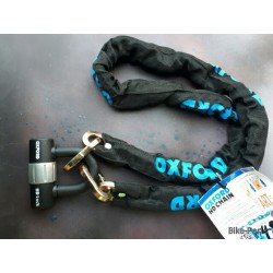 Oxford Chain AND PadLock Size 1.5 m
