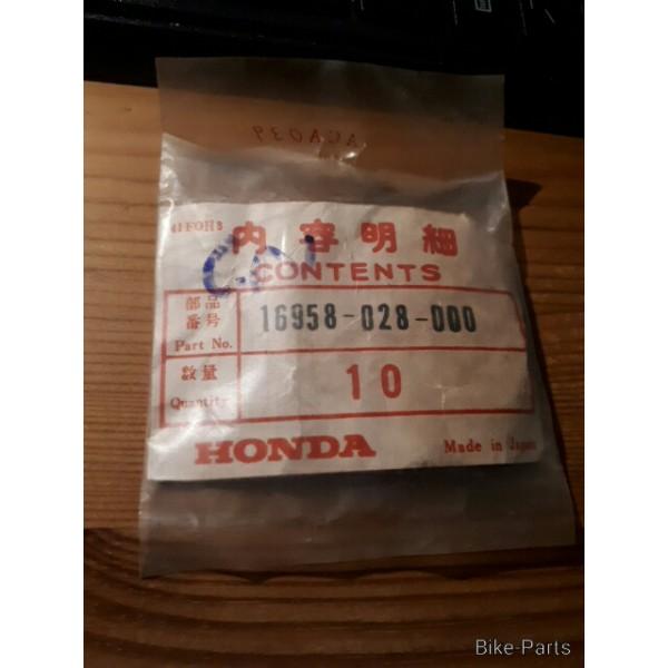 Honda CL175 Fuel Cup Gasket 16958-028-000