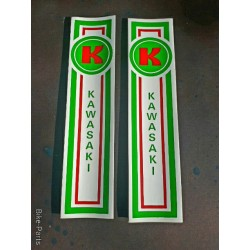 Kawasaki Stickers Set