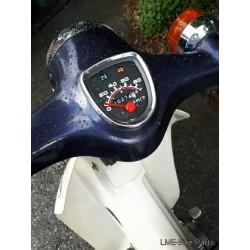 Honda C90E  Blue 2007 Mint