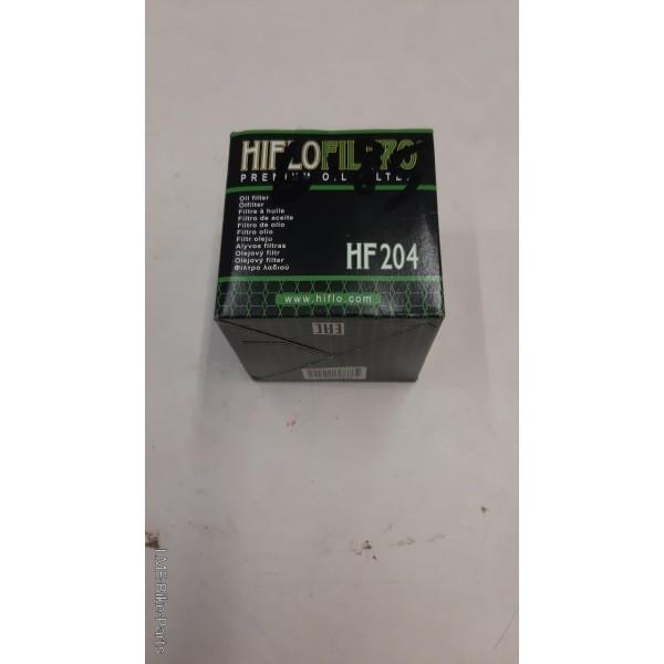 HifloFilro Oil Filtro HF204