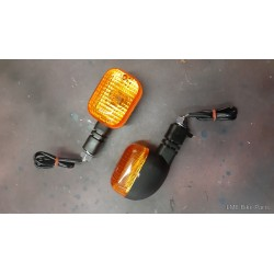 Bike Indicators Universal Black Body