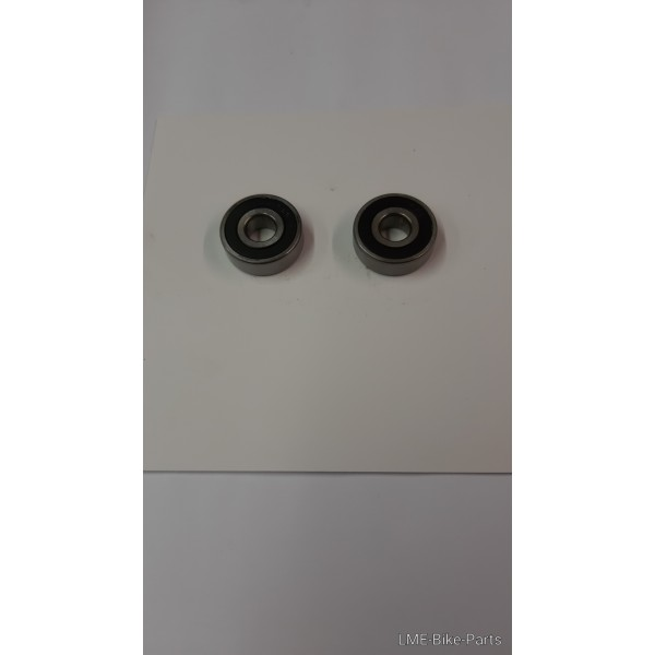 Honda CD175 Front Wheel Bearings ×2